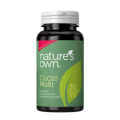Natures Own CoQ10 Multi (30 kap)