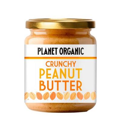 Peanutbutter Crunchy Ø (170g)