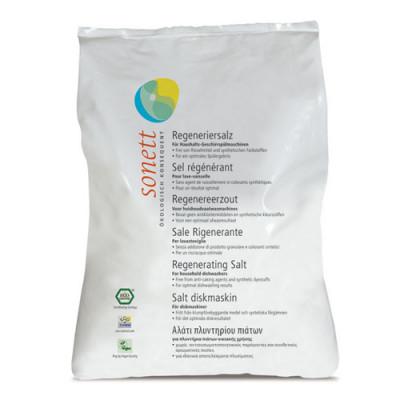 Sonett Salt til Opvaskemaskine (2 kg)