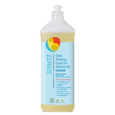 Sonett Vaskemiddel Uld/Silke Oliven Neutral (1 ltr)