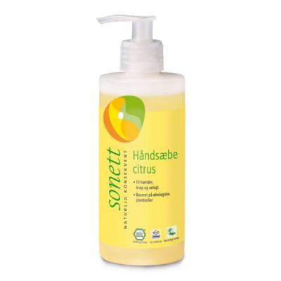 Sonett Håndsæbe Citrus (300 ml)