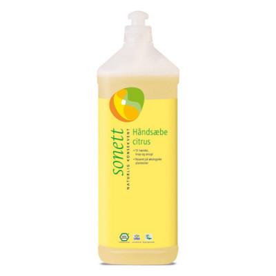 Sonett Håndsæbe Citrus (1 ltr)