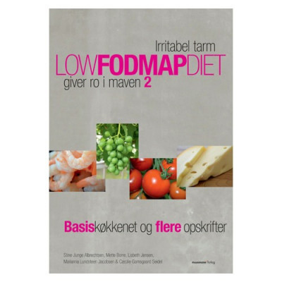 Low Fodmap Diet 2 (Bog)