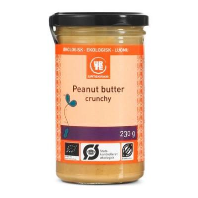 Urtekram Peanutbutter crunchy Ø (230 g)