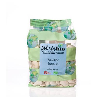 World Bio Butter beans Ø (475 g)