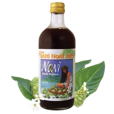 Noni juice Økologisk (0,5 Liter)