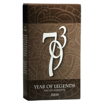 Raunsborg Nordic Year OF Legends Parfume (100 ml)