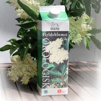 Hyldeblomstdrik Ø 1 Liter