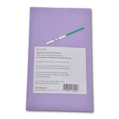 Pharmaforce Ægløsning Test Strip 10 Stk. (1 stk)