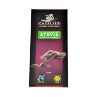 Cavalier Chokoladeplader Mørk 55% (85 gr)