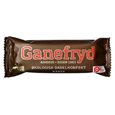 Ganefryd Dadelkonfekt Kaffe Ø (50 gr)