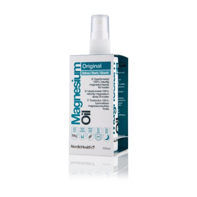 NordicHealth Magnesium spray original (100 ml)