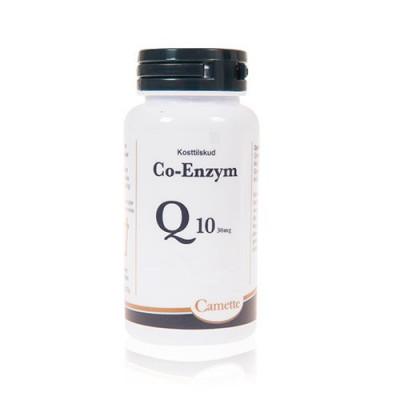 Camette Q 10 30 mg. (120 kap)