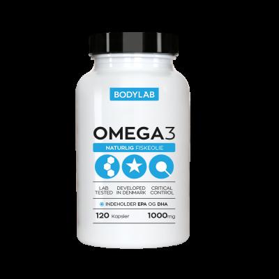 Bodylab Omega-3 (240 kap)