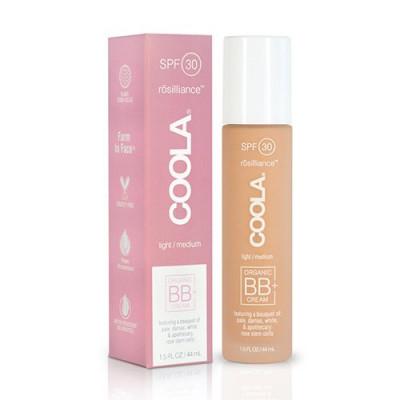 Coola BB Cream - Light/Medium - SPF30 Rosilliance (44 ml)