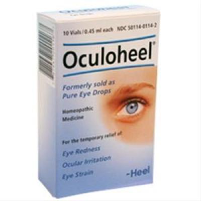 Oculoheel Øjendråber (15 x 0,45 ml)