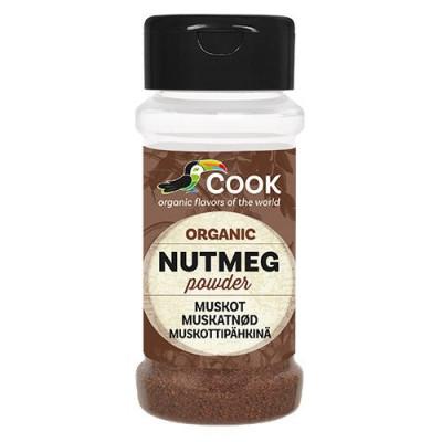 Cook Muskatnød Ø (35 g)