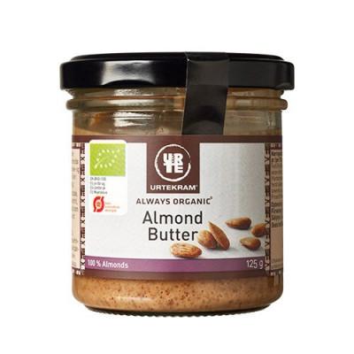Urtekram Almond butter Ø 125 g