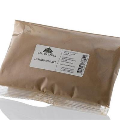 Urtegaarden Lakridsekstrakt Ø (100 gr)