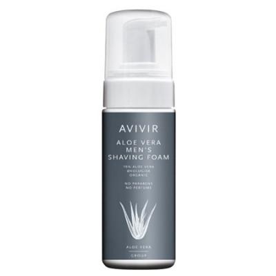 Avivir Aloe Vera Men's Shaving Foam (150 ml)