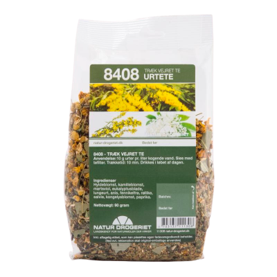 Natur Drogeriet 8408 The - Urtethe (90 gram)