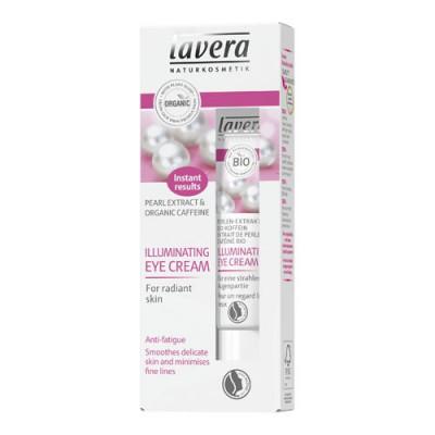 Lavera Øjencreme med perleekstrakt (15ml)