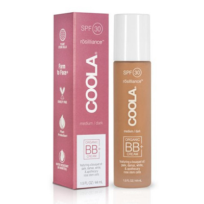 Coola BB Cream Medium/Dark SPF30 Rosilliance (44 ml)