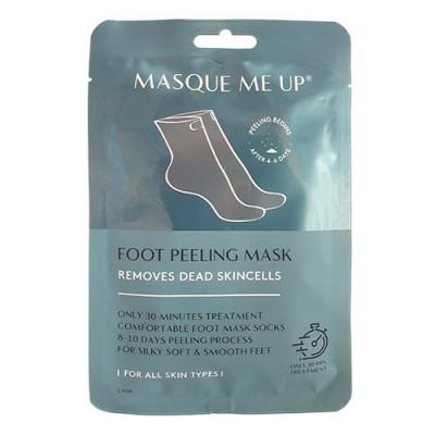Masque Me Up Foot Peeling Mask (1 stk)