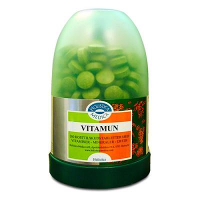 Vitamun (200 tabletter)