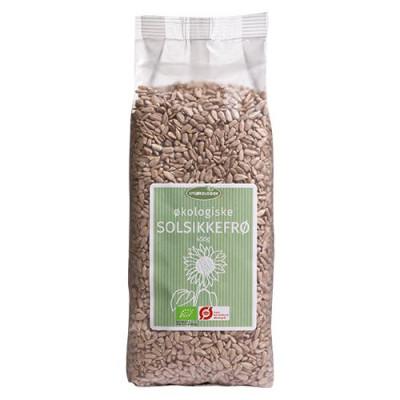 Spis Økologisk Solsikkekerner Ø (450 g)