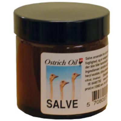 Ostrich Oil Struds Salve Citron (60 ml)