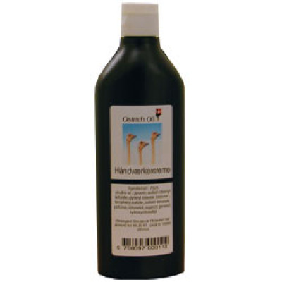 Ostrich Oil Håndværker Creme (200 ml)