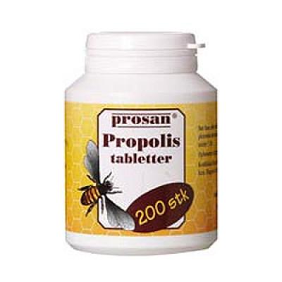 Prosan Propolis sukkerfri 200 tab