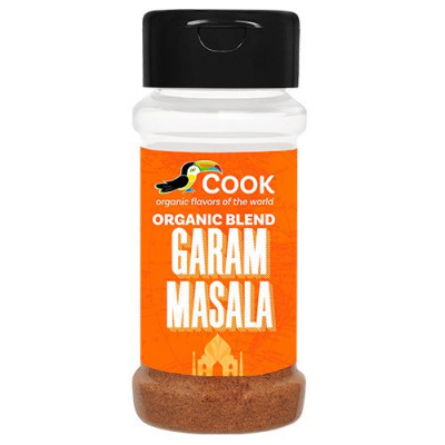 Cook Organic Blend Garam Masala Ø (35g)