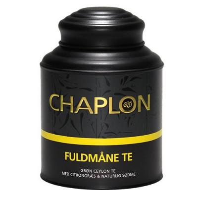 Chaplon Fuldmåne grøn te dåse Ø (160 g)