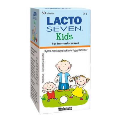 Vitabalans Lacto Seven Kids