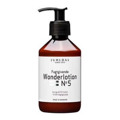 Juhldal Wonderlotion No 5 (250 ml)