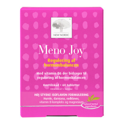New Nordic Meno Joy (60 tabletter)