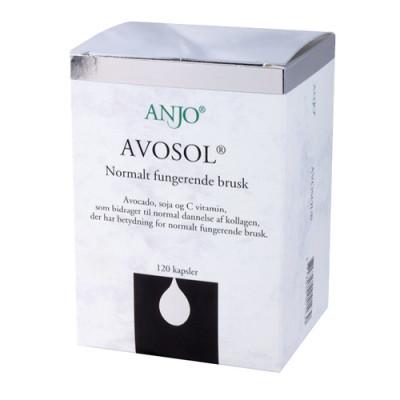 Anjo Avosol (120 kapsler)