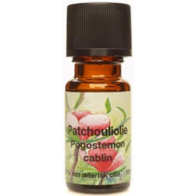 Patchouliolie æterisk (10 ml)