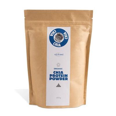Sun & Seed Proteinpulver Chia Raw Ø (450 g)