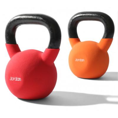 Jordan Kettlebells (16,0 kg - Orange)