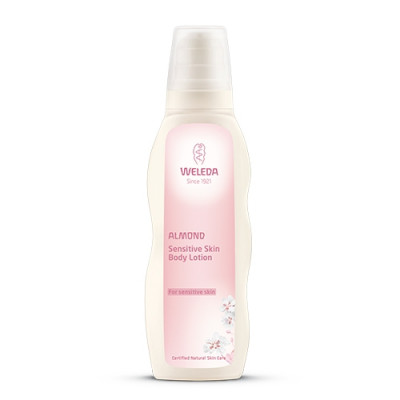 Bodylotion Almond sensitiv skin Weleda
