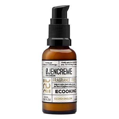 Ecooking Øjncreme (30 ml)
