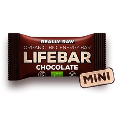 LifeBar Mini Raw Chocolate