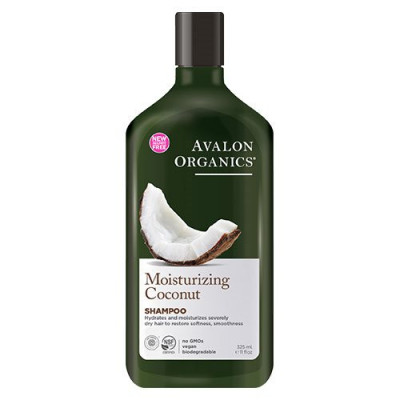 Avalon Organics Shampoo Coconut Moisturizing (325 ml)