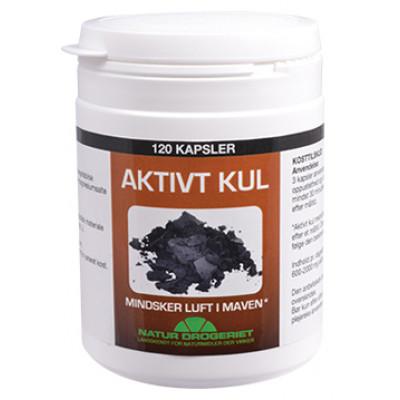 Natur Drogeriet Aktivt kul (33 g)