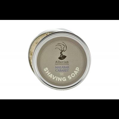 Alluvian Malabar Cabaret Shave Soap Tin (122 gram)
