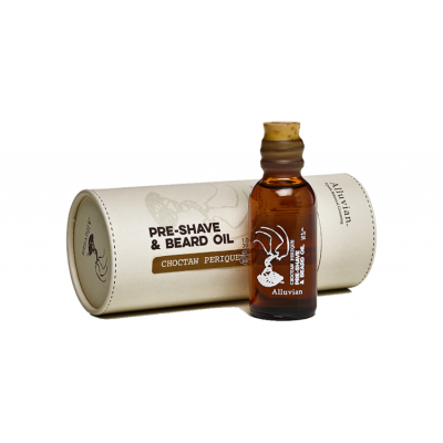 Alluvian Choctaw Perique PreShave & Beard Oil (30 ml)