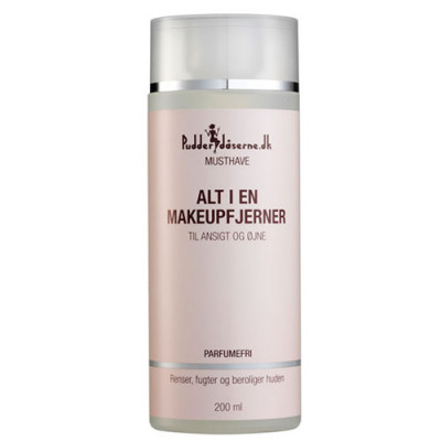 Pudderdåserne Alt I En Make-up Fjerner (200 ml)